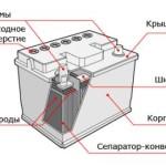 Что из себя представляет акуумуляторная батарея