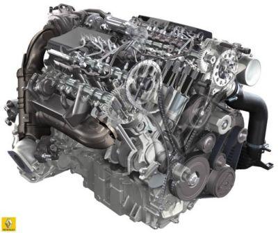 Строение двигателя автомобиля