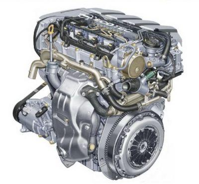 Двигатель автомобиля и его устройство