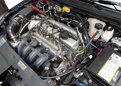 Принцип работы инжекторного двигателя