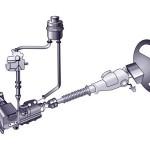 Принцип работы гидроусилителя рулевого управления