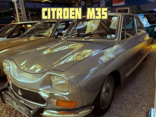 Citroen M35