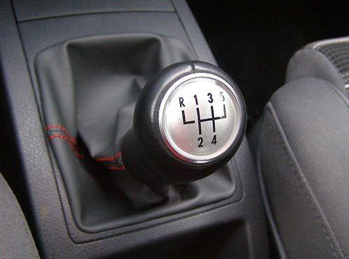 5-ти ступенчатая коробка передач