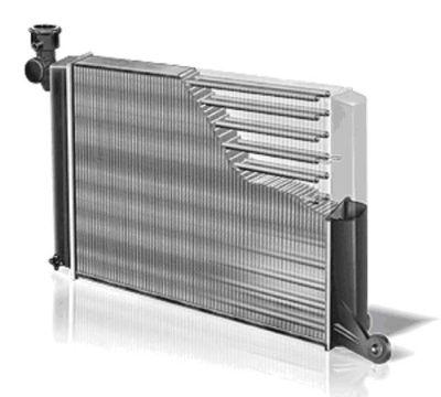 принципиальная схема системы охлаждения