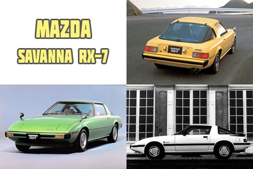 Savanna RX-7