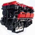 Двигатели v образного типа, описание появления и использования