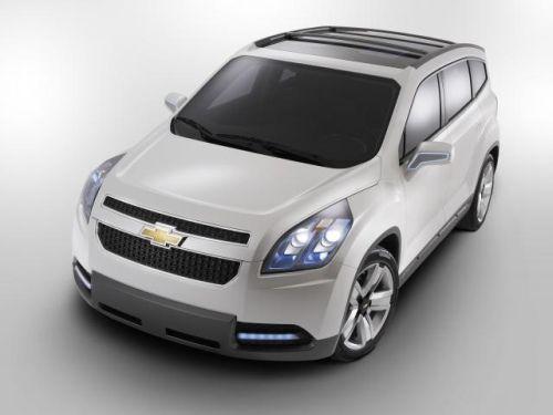 Класс L - Chevrolet Orlando
