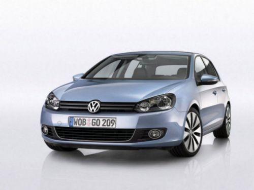 Volkswagen-Golf автомобиль C класса