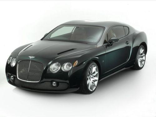 Bentley автомобиль F класса