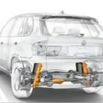 Активная подвеска автомобиля от BMW, Opel и других