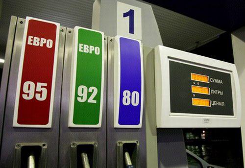 Состав бензина