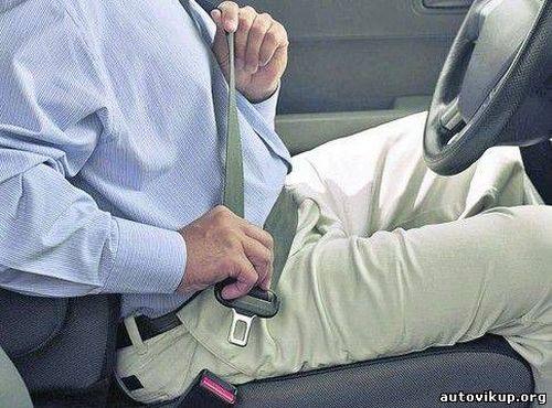 Трехточечные ремни безопасности