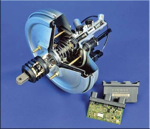 система brake assist