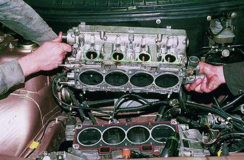 Устройство двигателя ваз 2114