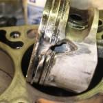 Причины детонации двигателя при выключении зажигания и запуске
