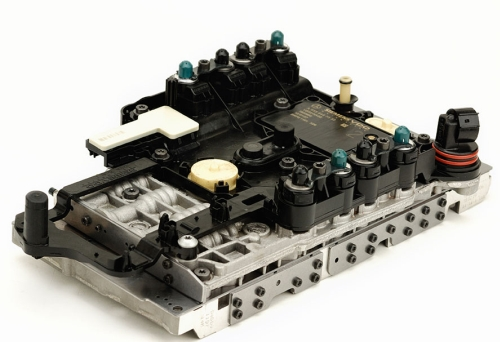 блок управления автоматической коробки передач