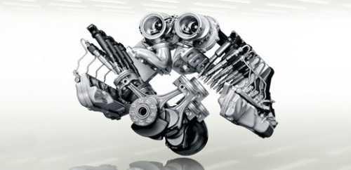 бензиновый турбодвигатель