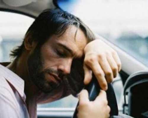 контроль усталости водителя