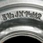 Расшифровка маркировки колесных дисков авто. Легковые, грузовые, литые, кованные
