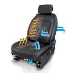Установка системы вентиляции в сиденье автомобиля своими руками