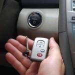 Система бесключевого доступа и отпирания дверей smart key