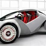 Автомобиль распечатанный на 3D принтере за 44 часа