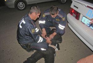 арест за штраф