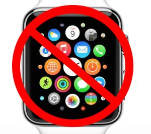 водитель и apple watch