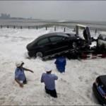 Хонда, Ниссан и Тойота напуганы тайфуном