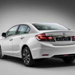 Чем удивил на выставке обновленный автомобиль Honda Civic