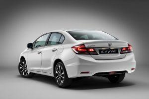 Обновленная Honda Civic