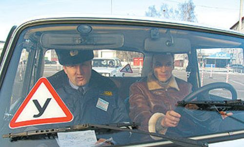 плохая подготовка водителей