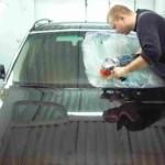 Полируем стекла, фары и пластик в автомобиле своими руками