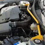 Самостоятельная установка распорок на передние и задние стойки автомобиля