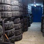 Сезонное хранение автомобильных шин, правила, условия, где и как лучше