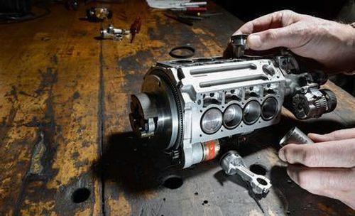 даунсайзинг двигателей