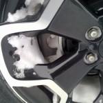 Почему примерзают тормозные колодки и что с этим делать