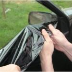 Как самостоятельно и правильно снять тонировку с машины