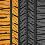 Шины с асимметричным рисунком протектора