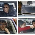 Чем водитель занимается когда стоит в пробках