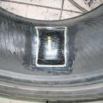 Боковые порезы шин, технология ремонта и стоит ли оно того
