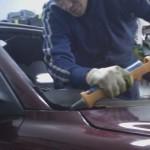 Технология замены лобового стекла, сколько сохнет и можно ли менять зимой