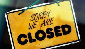 Закрытие General Motors