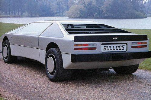 Aston Martin Bulldog