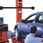 Различные параметры углов установки колес, регулировка и проверка