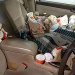 Как почистить салон машины своими руками