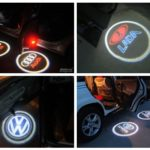 Как организовать подсветку ручек дверей и ног в автомобиле своими руками