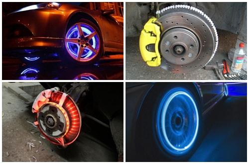 Подсветка для колёс своими руками 482