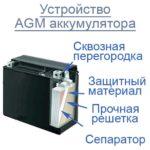 Гелевые и AGM аккумуляторы, плюсы и минусы, зарядка и восстановление