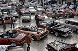 Виды кузовов автомобилей